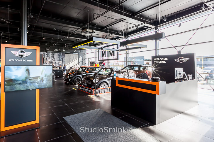 MINI showroom Keram Maastricht