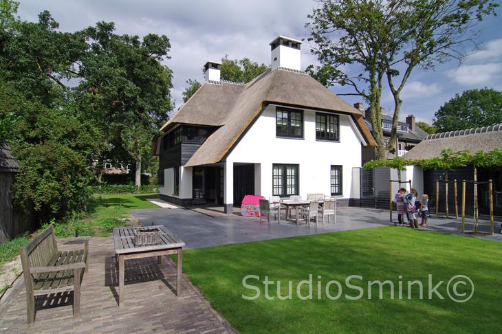 Ontwerp villa te Bilthoven.